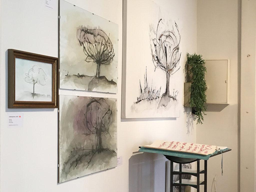 Ausstellung Baobab & Friends