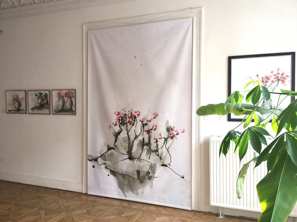 Sommerwerke von Sybs Bauer