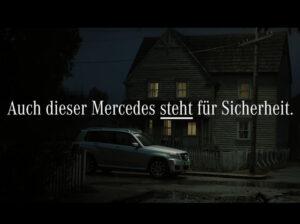 Werbung Mercedes Benz
